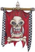 La bannière des Skulls Breakers